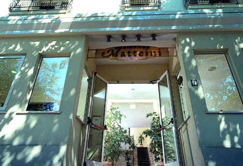 Residence Matteini Hotel Riminiterme